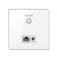 TP-LINK普联TL-AP302I-DC面板AP 86型入墙式ap 无线wifi覆盖