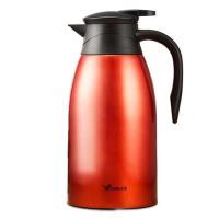 户外保温瓶暖水壶  304不锈钢内胆  家用保温壶  2升大容量暖壶