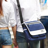 韩版休闲跨包男包 单肩包男士包包 学生书包 斜挎背包电脑包