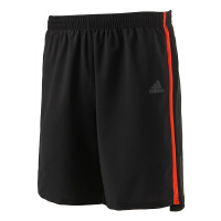 Adidas阿迪达斯 2017夏季新款男子跑步训练运动休闲短裤 S98112
