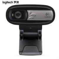 罗技C170摄像头电脑台式高清网络视频摄像头 带麦克风免驱动