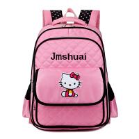 韩版小女孩儿童书包男 小学生女生双肩减负防水2-3-6年级护脊背包学生开学书包