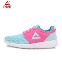 Peak/匹克 防滑透气舒适简约百搭都市时尚女款运动休闲鞋 E42348E