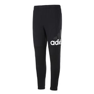 Adidas阿迪达斯 2017夏季新款男子运动休闲透气小脚长裤 B47217