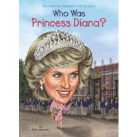 Who Was Princess Diana? 英文原版 戴安娜王妃是谁?Who Was/Is 系列