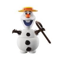 [当当自营]BANDAI 万代 迪士尼捣蛋总动员 冰雪奇缘 雪宝 E89322