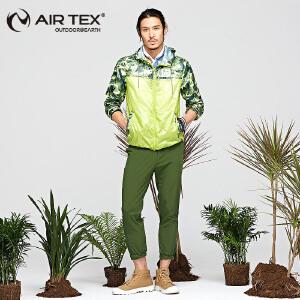 AIRTEX/亚特 快干排汗 休闲弹力速干长裤男款 英国时尚户外
