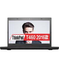 联想 ThinkPad T460(20FNA06ECD) 14英寸商务办公笔记本电脑 (i5-6200U 8G 256G固态 2G独显 3+3芯电池 FHD Win10)