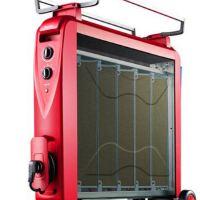 格力(GREE)NDYC-25A-WG 电暖器 大松取暖器 家用省电节能电暖器电暖气无油汀电热膜电暖炉