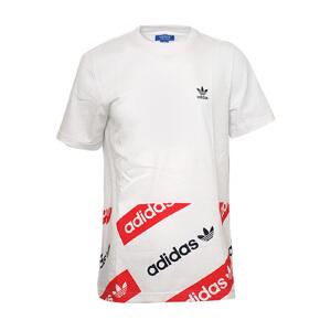Adidas阿迪达斯 2017夏季新款男子三叶草运动休闲短袖T恤 BQ0910