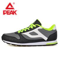 匹克运动鞋 新款舒适百搭男鞋耐磨防滑复古休闲鞋DE631161