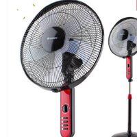 格力电风扇家用立式落地扇静音节能定时五叶遥头学生宿舍风扇电扇