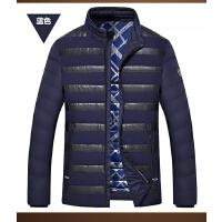战地吉普羽绒服男士加厚立领羽绒服保暖外套