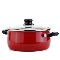 家用汤锅锅具搪瓷汤锅 电磁炉汤锅 搪瓷锅汤锅