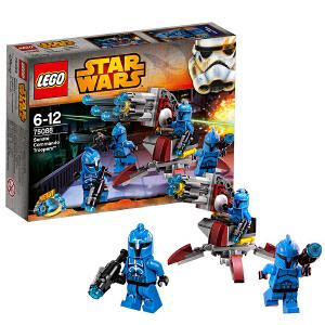 [当当自营]LEGO 乐高 星球大战系列 参议院突击队部队 积木拼插儿童益智玩具 75088