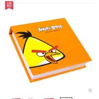 广博  愤怒的小鸟卡通便签纸 可撕可爱便利本160页GBB050