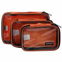 三合一防水洗漱包  数码配件收纳包 透明数码收纳包