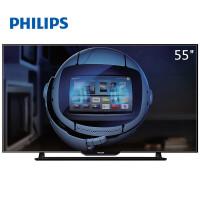 飞利浦(PHILIPS) 55PFL6340/T3 55英寸4K高清安卓网络智能电视机