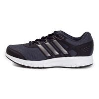Adidas阿迪达斯 2017夏季新款男子运动休闲透气轻便耐磨网面跑步鞋 BB0809