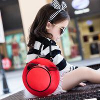 新款儿童书包包 女童帽子造型斜跨包 女孩时尚单肩包 旅行包