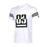 ADIDAS阿迪达斯男装 运动休闲短袖T恤 AP6380