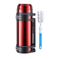 户外家用保温杯  保温壶   车载2L男不锈钢暖水瓶旅游水壶