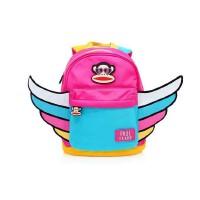 全国包邮Paul Frank大嘴猴 幼儿园小班大班书包儿童2-5岁男女翅膀款双肩包