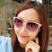 2016时尚双色太阳镜女士 D家小辣椒太阳眼镜 欧美风防紫外线墨镜
