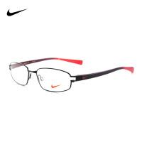 耐克运动近视眼镜框男女款 超轻近视眼镜架眼睛商务全框NIKE8086
