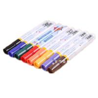 东洋WB528水性彩色可擦白板笔 8色套装白板笔/涂鸦笔