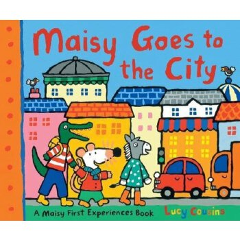 Maisy Goes To The City( 货号:9781406338300)