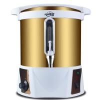 奶茶店保温桶开水器商用双层不锈钢大容量电热开水桶机