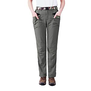 AIRTEX/亚特 速干吸湿排汗 修身快干长裤女款 英国时尚户外