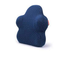 记忆棉腰椎靠枕 床头靠背垫  办公室腰靠  腰枕  座椅靠垫  护腰垫椅子