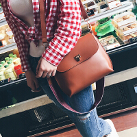 复古斜挎包女小方包2017新款包包日韩版简约单肩斜跨包迷你小包包