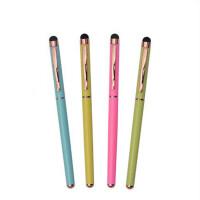晨光绚丽多色W2001 电容笔 金属中性笔 0.5mm 黑色笔芯 一支价钱笔杆颜色随机