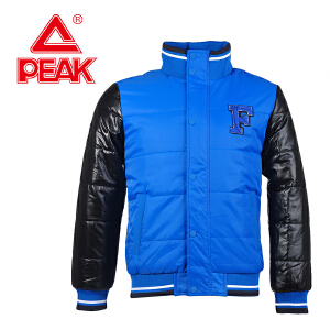 Peak/匹克 冬季新品男款 立领撞色舒适保暖运动棉衣 F534001