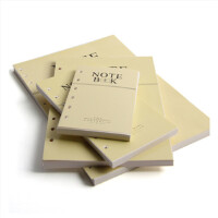 国俊内芯 A5 B5笔记本 商务活页记事本活页纸6孔 9孔 替换活页内芯80张80克纸