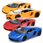 AULDEY 奥迪双钻 1:16授权遥控汽车模型 兰博基尼埃文塔多 LP700-4 儿童玩具