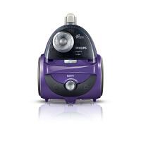 【当当自营】 飞利浦(Philips) 吸尘器 FC5826/81 劲洁系列卧式无尘袋(午夜紫)