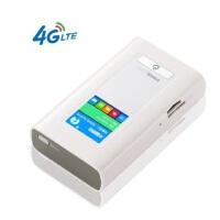 4g无线路由器(内置5200mAH移动电源)移动联通电信随身wifi上网卡设备终端 6模全能版LR511C