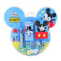 【当当自营】迪士尼(Disney)DM29100M 米奇文具礼品套装/小学生学习用品套装/实用9件套