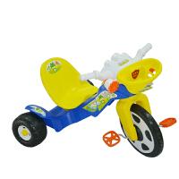 【当当自营】炫梦奇 儿童三轮车 脚踏车宝宝手推车 扭扭车 滑行车带音乐 0805海军蓝