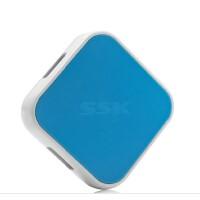 SSK飚王 SHU030 缤纷 USB HUB 4口 USB集线器 电脑 USB 分线器