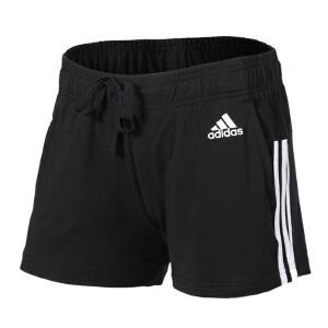 Adidas阿迪达斯 2017夏季新款女子运动训练透气短裤 BR5963