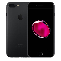 [当当自营] Apple iPhone 7 Plus 128G 黑色手机 支持移动联通电信4G