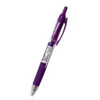 当当自营 韩国东亚0.5 U+Knock 中性笔(按掣)紫