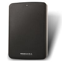 TOSHIBA/东芝 2.5英寸 新黑甲虫 移动硬盘 USB3.0 500G HDTB305AK3AA