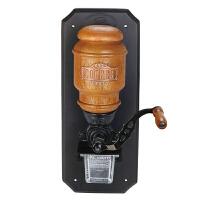 台湾原装BE9617精致挂壁式手摇磨豆机 咖啡豆研磨机 咖啡厅装饰用