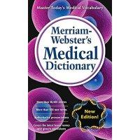 [现货]英文原版 Merriam-Webster's Medical Dictionary 韦氏医学词典